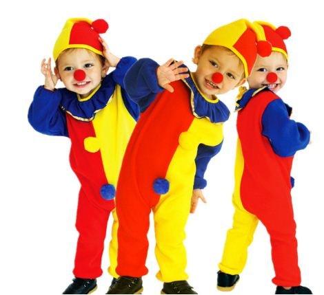Buy Fancy Steps Kid s Halloween Joker Costume (4-5 Years ... 8f4c8eb56