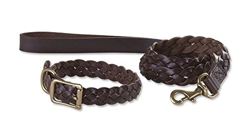 Orvis Braided leather Collar Lead Small product image