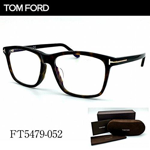 TOM FORD トムフォード FT5479 メガネ フレーム 【正規品】 度付き対応 B07BVPWM1T (度なし) フレームのみ(ダミーレンズ付き、ダテ使用不可)|052 52 (度なし) フレームのみ(ダミーレンズ付き、ダテ使用不可)