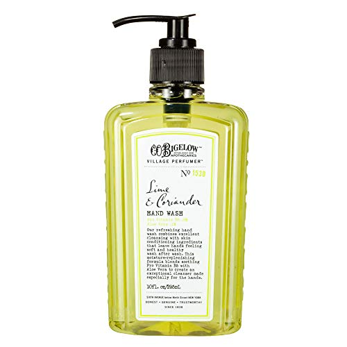 C.O. Bigelow Hand Soap, Lime and Coriander