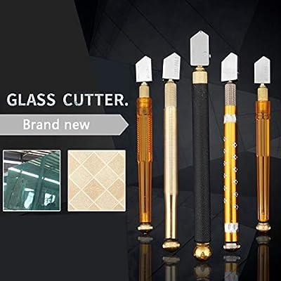Huhua - Cortador recto de cristal de cortador de aceite de ...