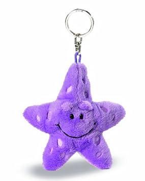 Nici 32639 - Llavero de estrella de mar de peluche: Amazon ...