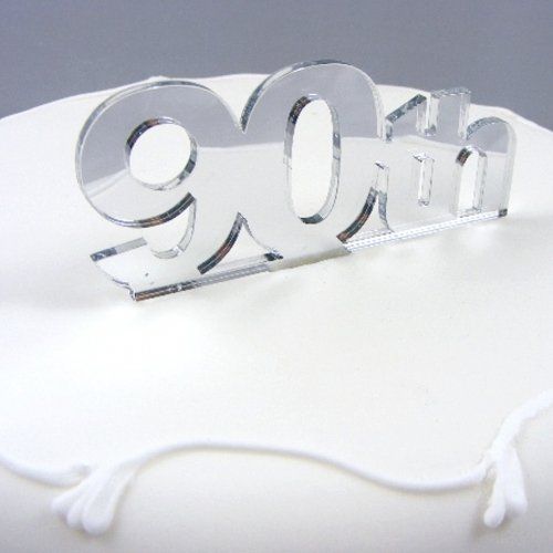 90th Birthday Cake Toppers Shop 90th Birthday Cake Toppers Online