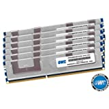 OWC 128GB ( 8x16GB ) PC3-8500 DDR3 ECC 1066MHz SDRAM DIMM 240 Pin Memory Upgrade kit For 8 Core or better Mac Pro Early 2009 & Late 2010 'Nehalem' & 'Westmere' systems and Early 2009 Xserve. Model OWC85MP3S9M128K