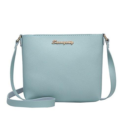 Femme Bag De cuir Main Cabas A Bandoulière Beautyjourney Bleu Grand Sac Sacs Plage Messager Femme qIBHng
