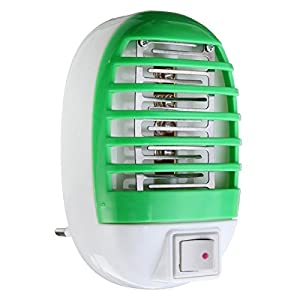 Lights & Lighting - Mini Led Mosquito Killer Lamp Insect Repellent Night Light - Mosquito Killer Outdoor Indoor Bug Zappers Led Night Light - 1PCs