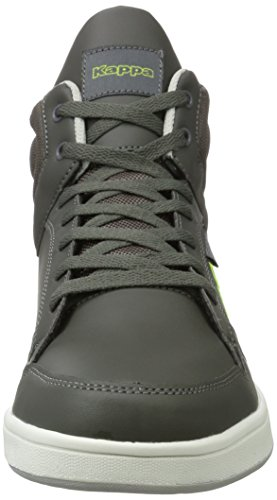 Sneaker a Kappa Collo 1333 Anthra Alto Forward Grigio Uomo Lime 67AAySwPq