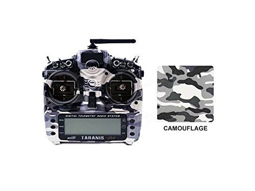 FrSky Taranis X9D Plus SPECIAL EDITION With M9 Hall Sensor Gimbal Without Receiver -Camouflage