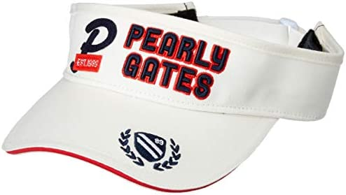 [해외]퍼 리 게이츠 유 니 섹스 챙 P 헝겊 입체 로고 트윌 챙053-9187403 030_ 화이트 일본 FR (FREE 사이즈) / Parley Gates UniVisor P Patch Solid Logo Twill Visor  053-9187403 030_White Japan FR (FREE Size)