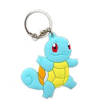 Squirtle - Pokemon: Llavero PVC alta calidad: Amazon.es ...