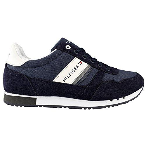 Tommy Jeans Textile Sneaker Black EM0EM00001990 COtbeVNTPF
