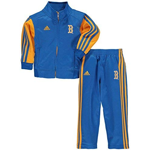 ADIDAS UCLA KIDS TRACK SUIT JACKET AND PANT BLUE 44479 (4T)