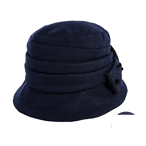 Beret/Korean Version Of Outdoor Holiday Hat/Elegant Pot Hat-B One Size