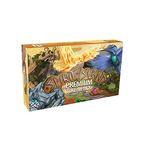 Greater Than Games Spirit Island: Premium Token Pack