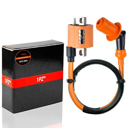 1PZ BT2-OW1 Ignition Coil for Yamaha Bear Tracker 250 YFM250 1999 2000 2001 2002 2003 2004