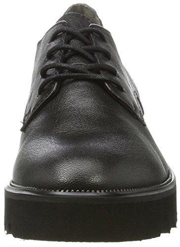 23713 Schwarz Sneaker Damen Black Tamaris Metallic qvZwFn
