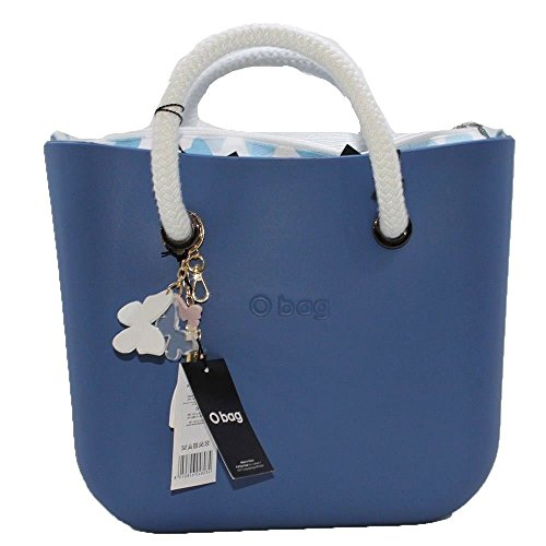 29X31X12 main femme Bleu bleu à cm Sac OBAG pour qCEHwU10