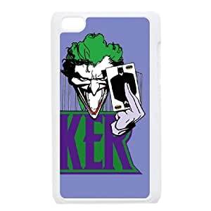 Is This Your Card The Joker iPod Touch 4 Case White Protect your phone BVS_807283