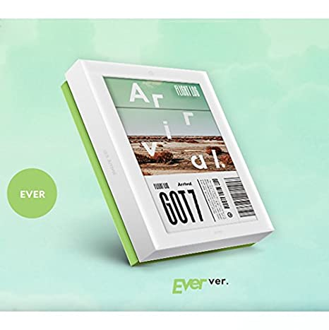 Amazon com: GOT7 - FLIGHT LOG : ARRIVAL [Ever ver ] CD+