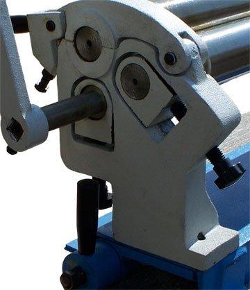 36'' x 16 Gauge Slip Roll Roller Sheet Metal Brass Copper Mild Steel by Generic (Image #2)
