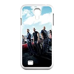 wugdiy DIY Case Cover for SamSung Galaxy S4 I9500 with Customized Fast and Furious