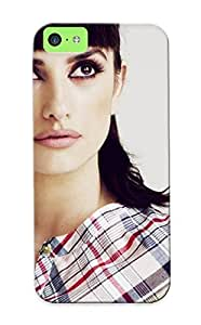 QueenVictory Anti-scratch And Shatterproof Penelope Cruz Phone Case For Iphone 5c/ High Quality Tpu Case