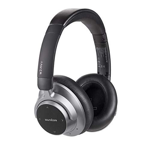 Anker AK-A30210F1 Soundcore Space NC Wireless Noise Cancelling Headphones - Black/Gray