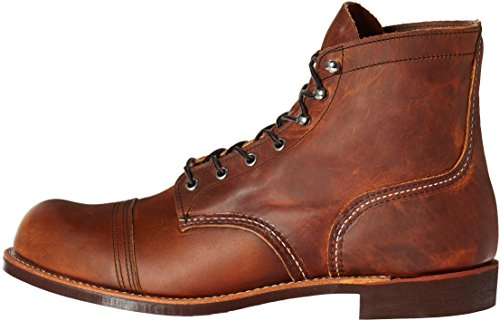 Homme Boots Wing Red 8113 Cuivre qEtSAw0S