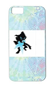 Black X Ninja Art Design X Swift Miscellaneous Ninja Blue Blue Sick For Iphone 5c Cover Case