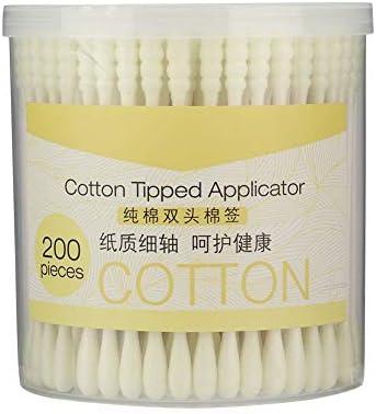 Bastoncillos de algodón natural, bastoncillos de algodón libres de ...