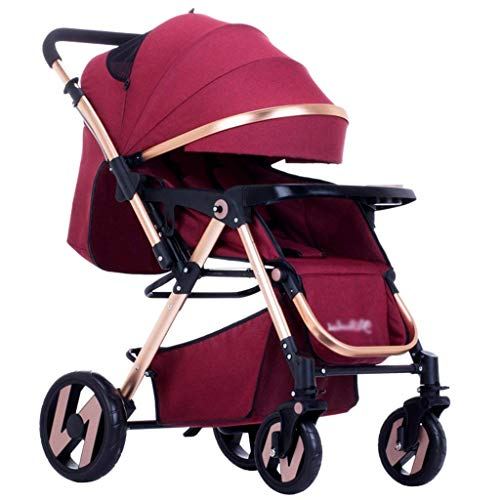 Strollers Baby Pram Baby Travel System Convertible Baby Pushchair Buggy Multifunctional Standard