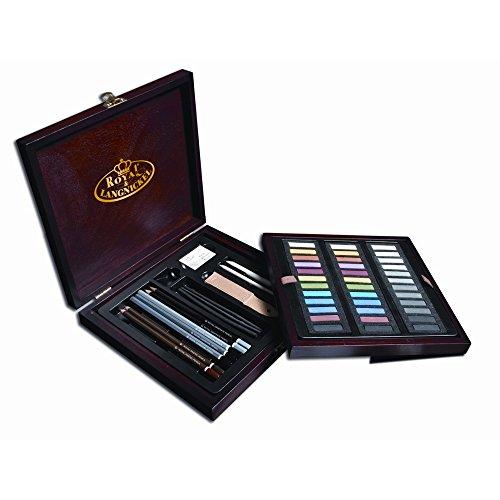 royal-brush-rset-pas1600-premier-box-set-pastel-pencil