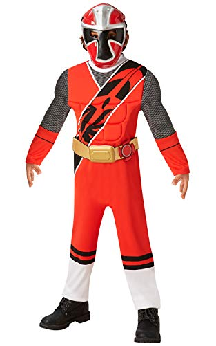 (Rubie´s' Power Rangers Ninja Steel Fancy Dress Costume 5-6)