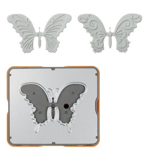 Cutting Systems Die (Fiskars Fuse Creativity System Butterfly Desing Set, Medium (101060-1001))