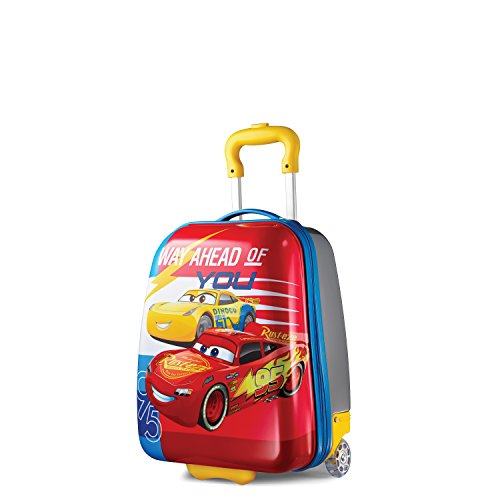"American Tourister Kids Hardside 18"" Upright, Cars"