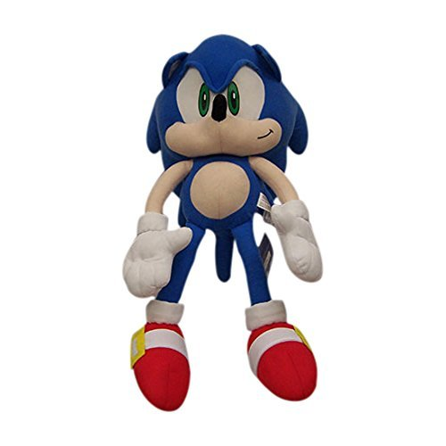 GE Animation Sonic The Hedgehog: 20 Sonic Plush by GE Animation   B01L4GLY6C
