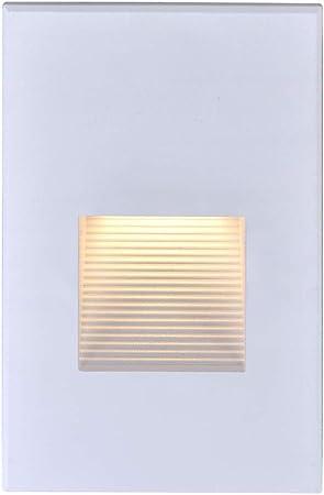 Nuvo LED Vertical Step Light 3 Watt Gray Finish 120 Volts