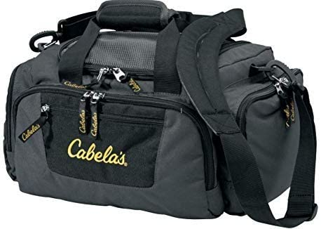 Cabela s Catch-All Gear Bag Gray