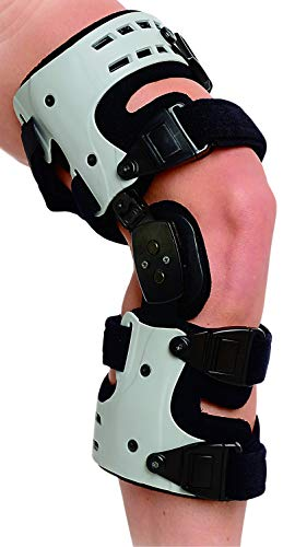 Superior Braces OA Unloader Knee Brace for Arthritis Pain, Osteoarthritis, Knee Joint Pain and Degeneration, Universal Size, Right Medial