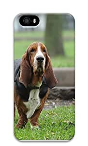Case For Iphone 6 Plus 5.5 Inch Cover Basset Hound hunting dog 3D Custom Case For Iphone 6 Plus 5.5 Inch Cover