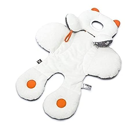 Winter Cotton Seat Pad for Baby Stroller Accessories Mattress in the Pram, Cushion in a Baby Car Thicken (Parts For Fisher Price Jeep)
