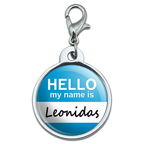 chrome-plated-metal-small-pet-id-dog-cat-tag-hello-my-name-is-la-li-leonidas