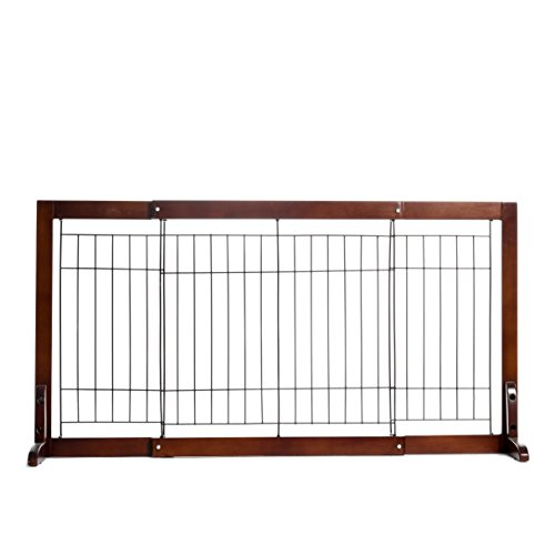 action-club-pet-fence-gate-free-standing-adjustable-dog-gate-smallwidth228-to-394