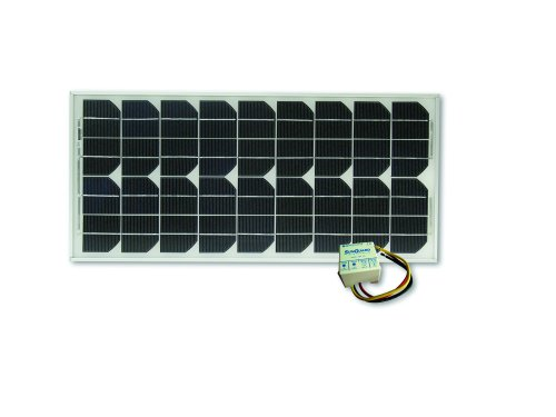 Go Power! GP-RV-20 20-Watt Solar Kit with 4.5 Amp Regulator by Go Power!