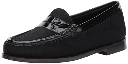 Black Penny Bass Loafer Co Women's 924 Whitney H G pq0nFF