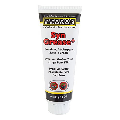 Pedro's Syn Grease Bicycle Grease (3oz/85g Tube)