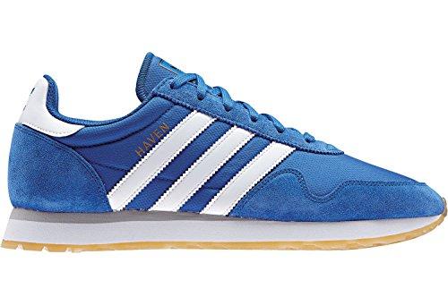 adidas Haven, Zapatillas para Hombre Azul (Blue/footwear White/gum)