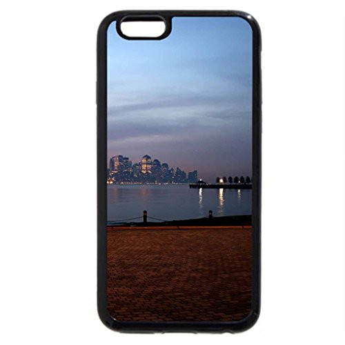 iPhone 6S / iPhone 6 Case (Black) View of the Backyard