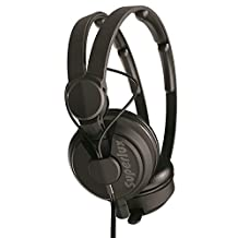 Superlux HD562 Black Professional Audio DJ VJ Headphones