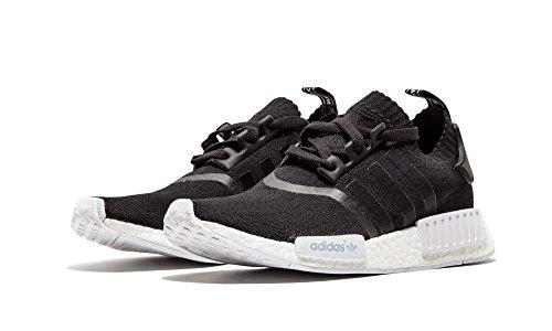 Adidas Originali Donna Nmd_r1 W Pk Sneaker Cblack / Cblack
